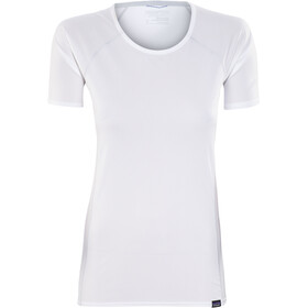 Patagonia Capilene Lightweight - T-shirt manches courtes Femme - blanc